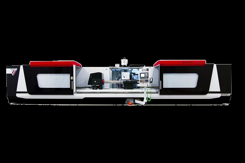 BHCR CNC open grinder